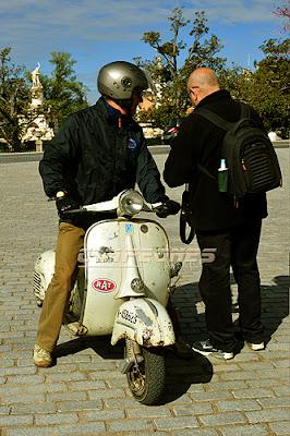 Vespa Aranjuez