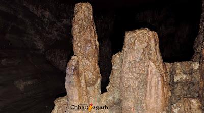 Kotumasar cave in Bastar