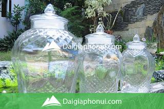 BÌNH NGÂM RƯỢU HÀN QUỐC - PINGPINGANAN GLASS - JUSHENG GLASS - DAIGIAPHONUI.COM