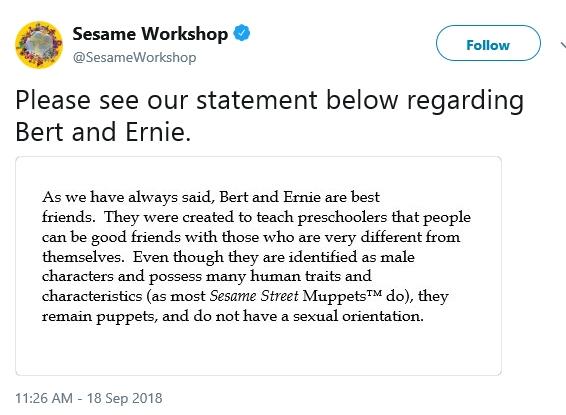 https://twitter.com/SesameWorkshop/status/1042117602678587395