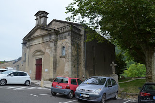 Saint-Antonin-Noble-Val. Le Temple