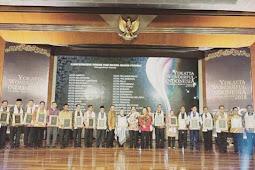 Bandar Lampung Raih Penghargaan Yokatta Wonderful Indonesia Tourism Award 2018