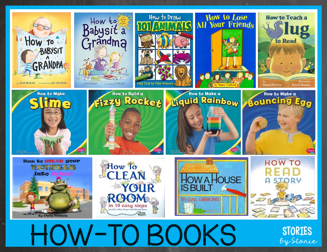 Mentor Texts for Teaching Narrative Writing: Chapter Books