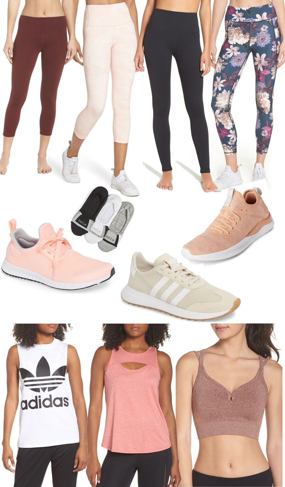 2018 Nordstrom Anniversary Sale: Activewear - Something Delightful Blog