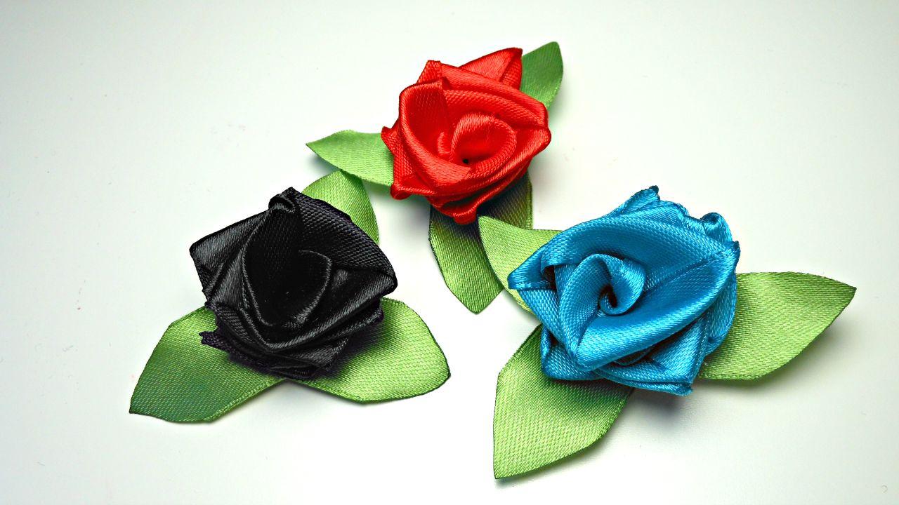 Mundo Party Rosas Con Cintas De Raso