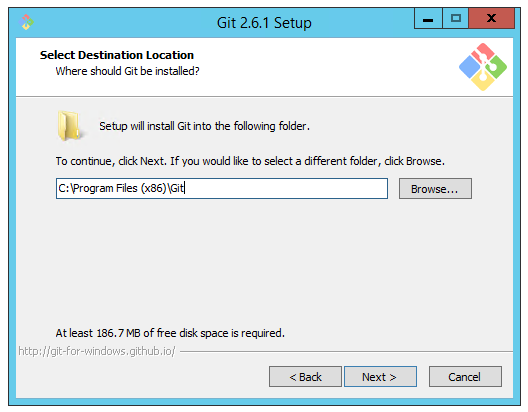how to set up git on linux