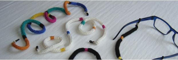 Cordon Gafas Tricotin y Tecnica