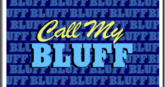 Bluff my call app / Amazon free shipping promo