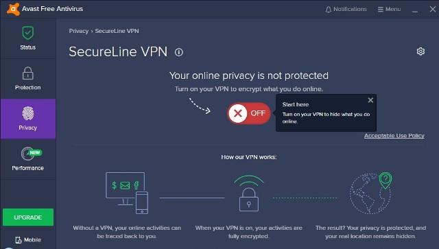 CERITA DAFFANA: Avast Free Antivirus Bukan Hanya Melindungi Laptop ...
