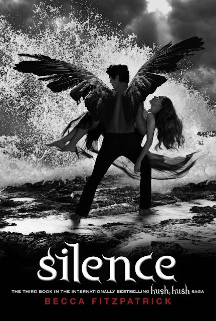 "News: Capa e 1º Capítulo de ""Silêncio"", de Becca Fitzpatrick. 10"