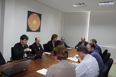 Instituições de Pesquisa do Brasil e Alemanha se reúnem para apresentar resultados e estabelecer novos projetos em acordo de cooperação