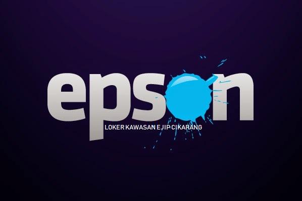 Lowongan kerja Kawasan Ejip cikarang SMA PT.Epson Industry Indonesia