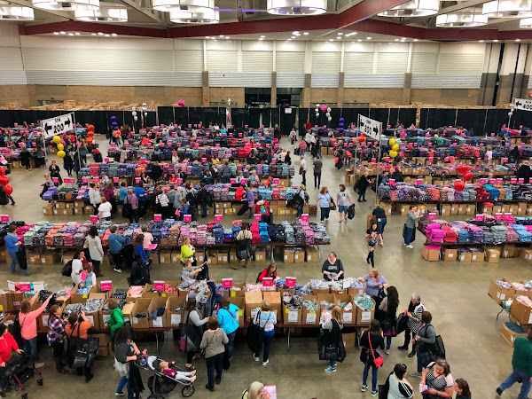Girl's Getaway Weekend: Vera Bradley Annual Outlet Sale