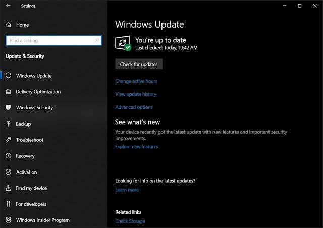 Hal Yang Saya Benci Dari Windows 10
