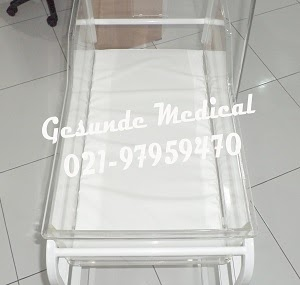 Kasur Bayi Infant Bed Medical