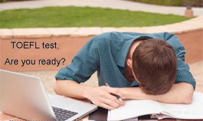 sukses TOEFL