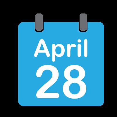 28 APRIL 2018