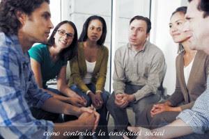 como controlar la ansiedad social