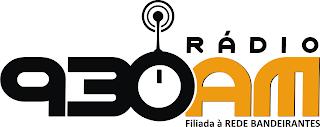 Rádio 930 AM de Aracaju Ao vivo