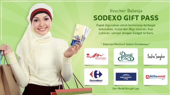 Cara Mendapatkan Voucher Sodexo