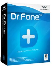 Wondershare Dr.Fone for iOS Key ,Registration code Download