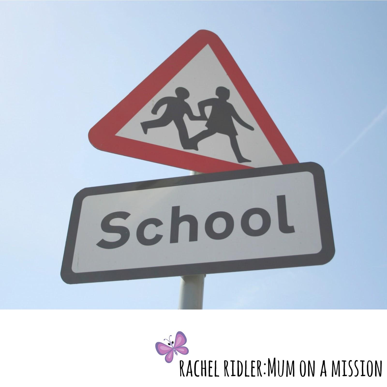 Choosing a school - am I a proper mum now! – Rachel Ridler