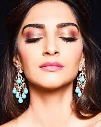 Sonam Kapoor's Colorful Eye Makeup