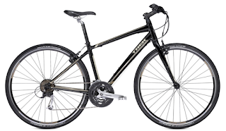 Stolen Bicycle - Trek 7.3 FX
