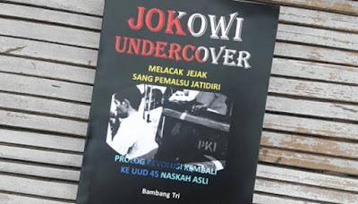 Jokowi angkat bicara terkait dengan Jokowi Undercover
