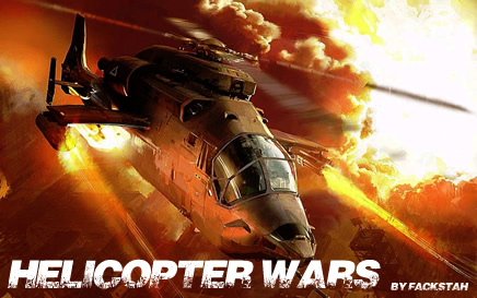 HELICOPTER WARS Free Full Version Games Download For PC