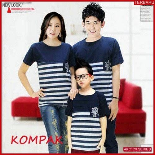 AKC179K48 Kaos Couple Baju Anak 179K48 Keluarga Family BMGShop