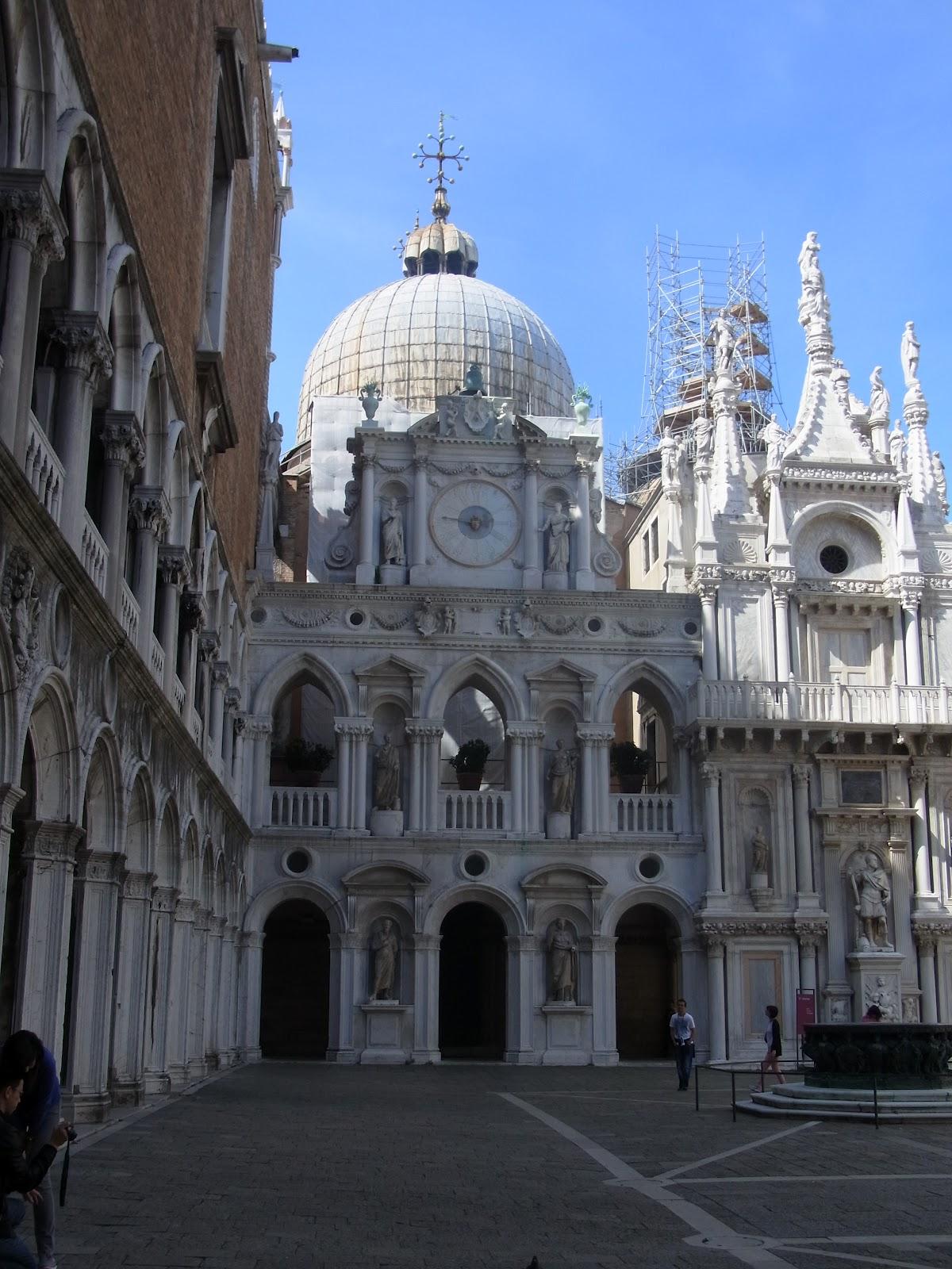 安部川純一郎のブログ: イタリア旅行記-15