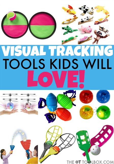 Visual Tracking Games