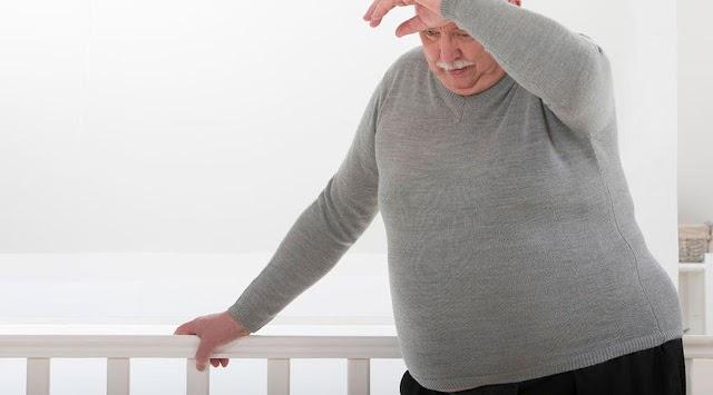 Pemilik Badan Gemuk Rentan Mengalami Sakit Kepala