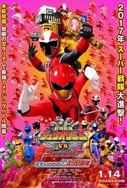 Watch Doubutsu Sentai Zyuohger vs. Ninninger the Movie: Message from the Future from Super Sentai Online Free 2017 Putlocker