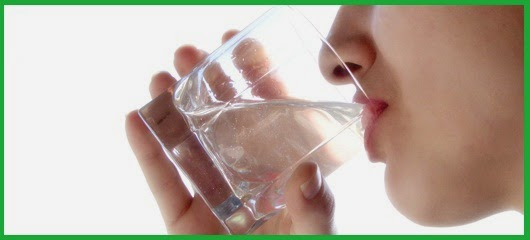 manfaat minum air putih , Air Putih , Air putih untuk jerawat