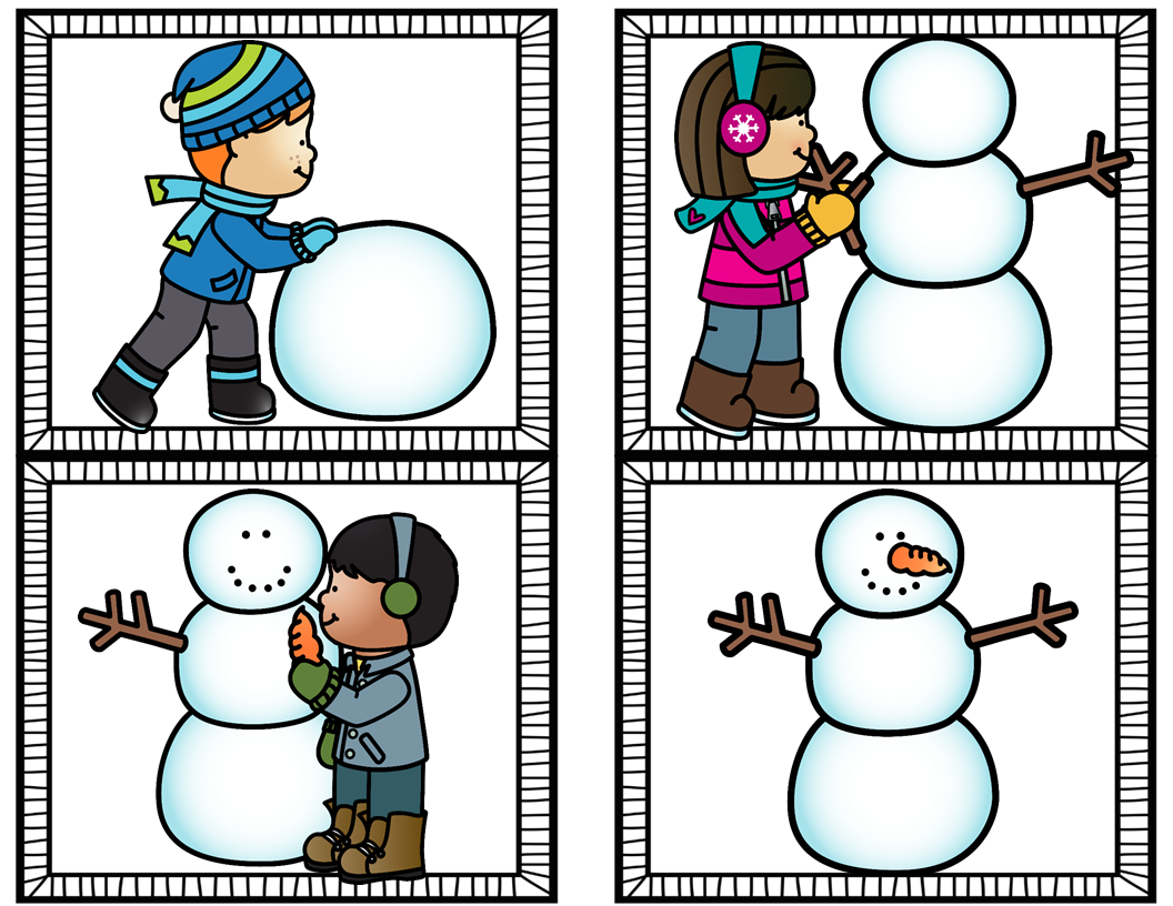 Adventures In Kinder And Beyond Snowmen What I M Teaching This Week