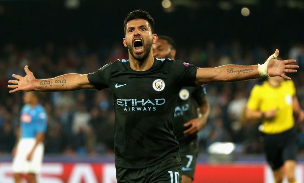 Champions, Napoli-Manchester City 2-4. Sarri rischia la eliminazione