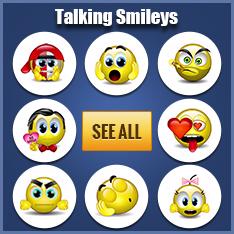 Animated Emoticons