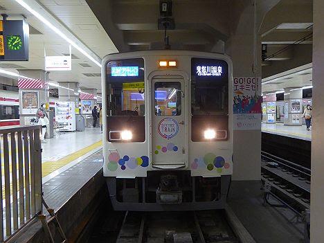 【明日ラストラン!】特急 スカイツリートレイン 鬼怒川温泉行き 634型(2017.4廃止)