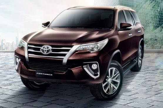 The Toyota Fortuner 2017 New Specs New Car 2017 New Car ...
