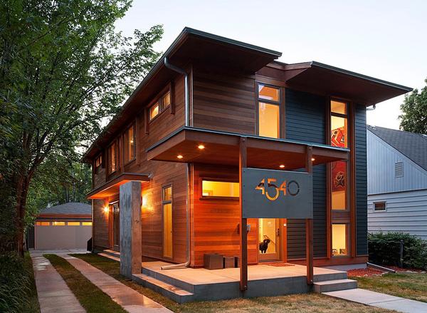 Uma Casa Aconchegante em Minneapolis  Design Innova