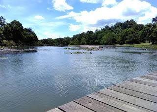 Berpetualang Asyik Di Danau Dora Cibinong