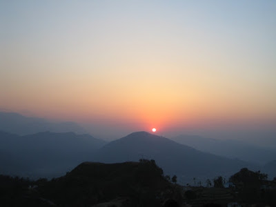 خلفيات طبيعية روعة شروق الشمس