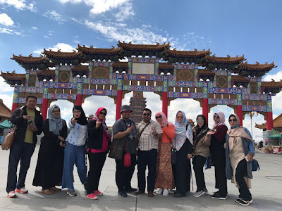 Wisata Muslim Ningxia