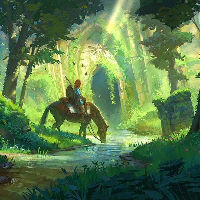 The Legend of Zelda Wallpaper Engine