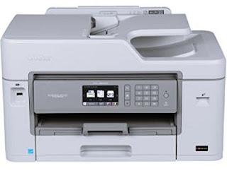 Brother MFC-J5830DW Printer Driver Software Download
