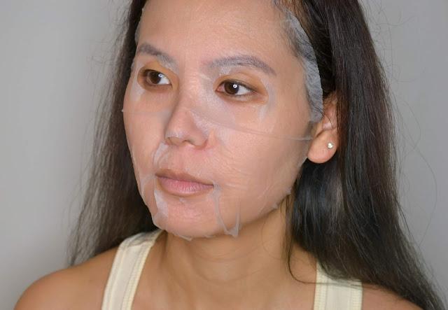 Naruko Face Renewal Miracle Mask Review