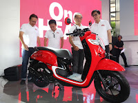 All New Scoopy, Makin Fashionable Dan Modern