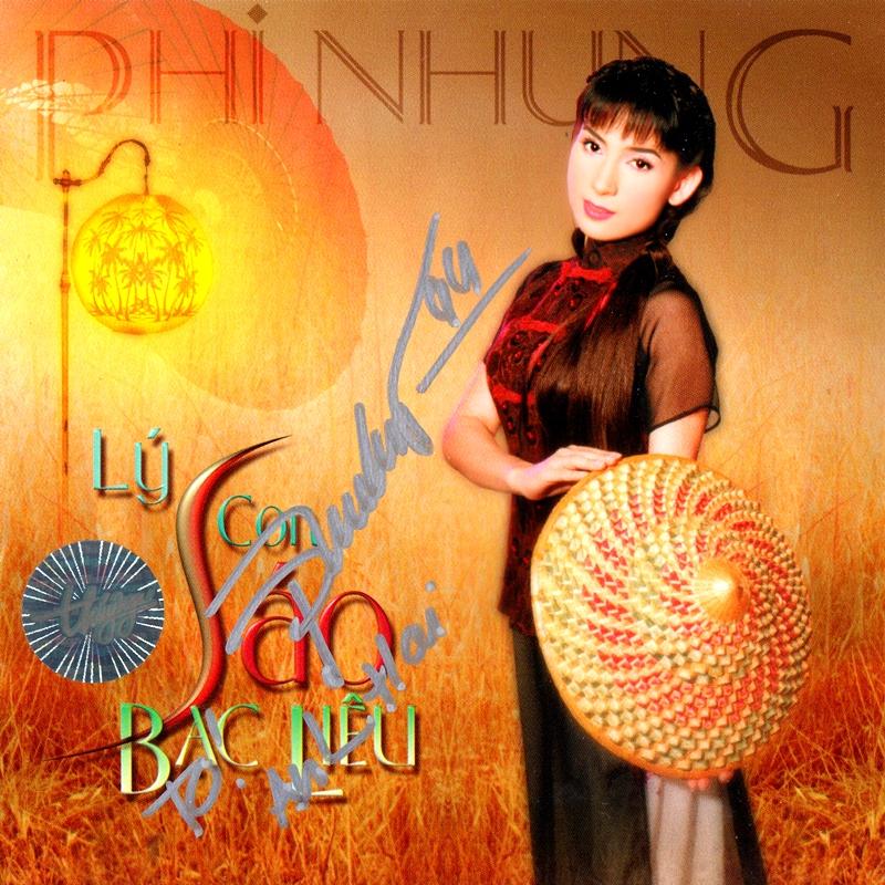 Thúy Nga CD194 - Phi Nhung - Lý Con Sáo Bạc Liêu (NRG) + bìa scan mới